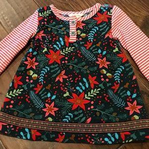 Matilda Jane Hundred Years Tunic Top Size 2